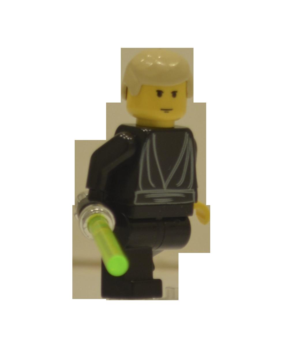 Lego Luke Skywalker Return of the Jedi by ENT2PRI9SE on DeviantArt
