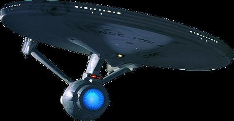 Star Trek VI The Undiscovered Country Enterprise-A by ENT2PRI9SE