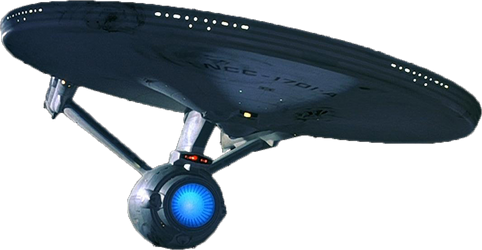 Star Trek VI The Undiscovered Country Enterprise-A by ENT2PRI9SE