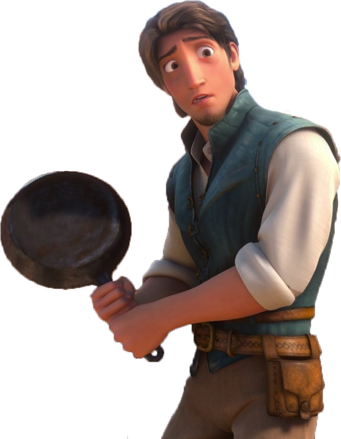 tangled flynn ryder with the frying pan png by ent2pri9se clipart clothes small clipart clothes closet