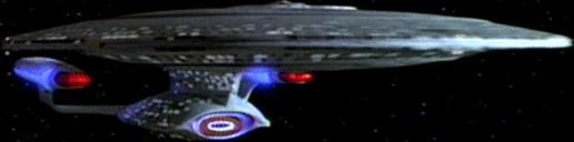 Star Trek The Next Generation Enterprise-D by ENT2PRI9SE