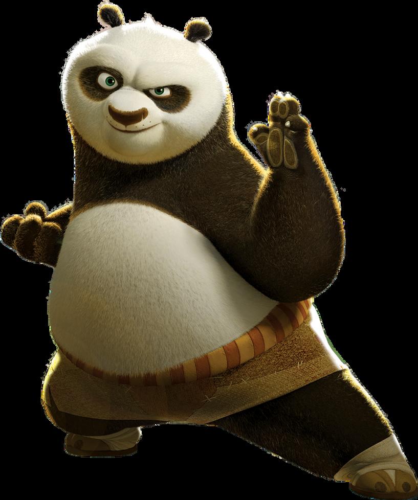 Kung Fu Panda Po PNG by ENT2PRI9SE on DeviantArt