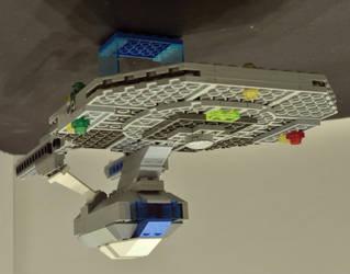 Lego Star Trek Enterprise NCC-1701-A 7 by ENT2PRI9SE