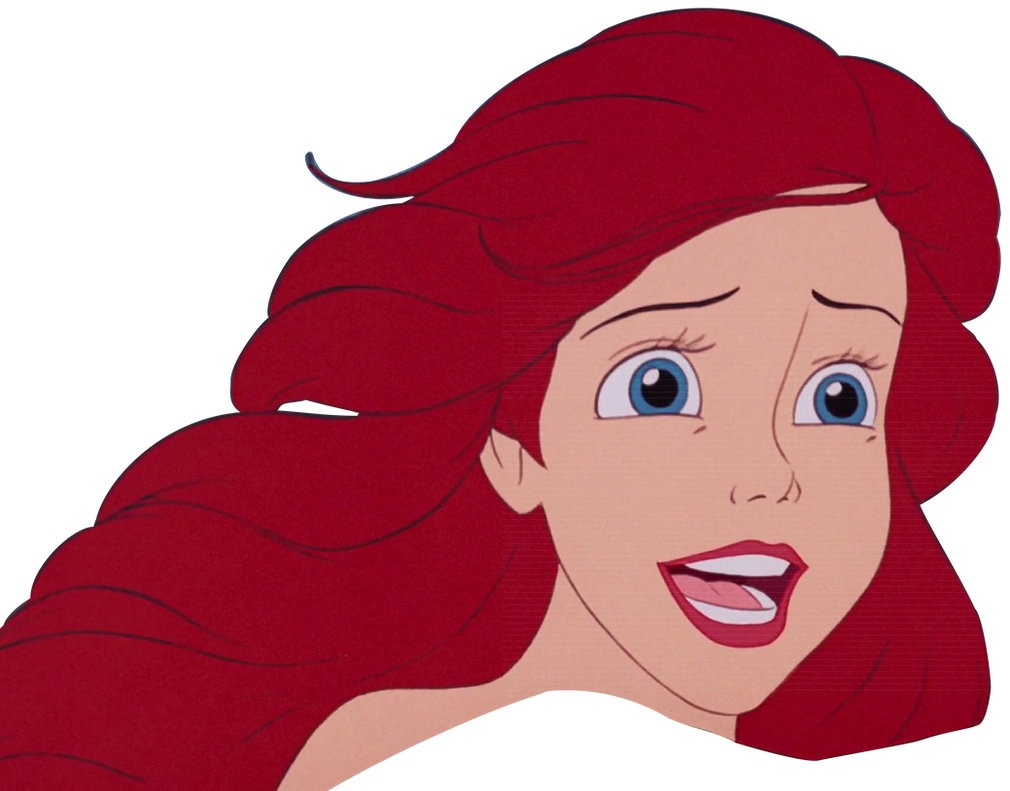 The Little Mermaid Ariel Png 2 By ENT2PRI9SE