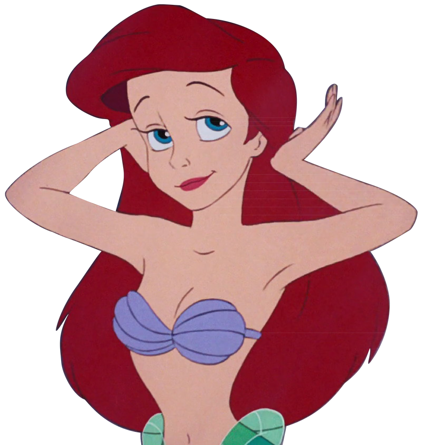 The Little Mermaid Ariel Png 3 By ENT2PRI9SE