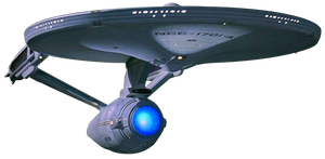 Star Trek VI The Undiscovered Country Enterprise-A
