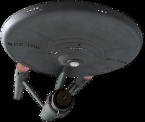 Star Trek The Original Series Enterprise NCC-1701