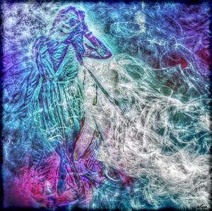 The Walking Mermaid