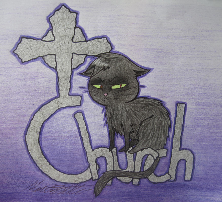Pet Sematary Church