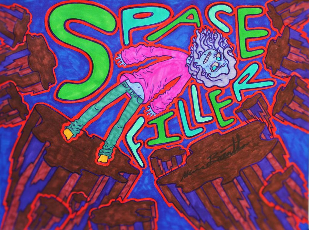 Space Filler by irkeninvadermay