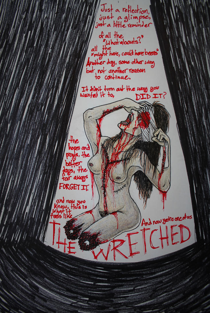 The Wretched by irkeninvadermay