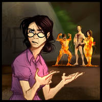 Miss Pauling... I don't see the problem?