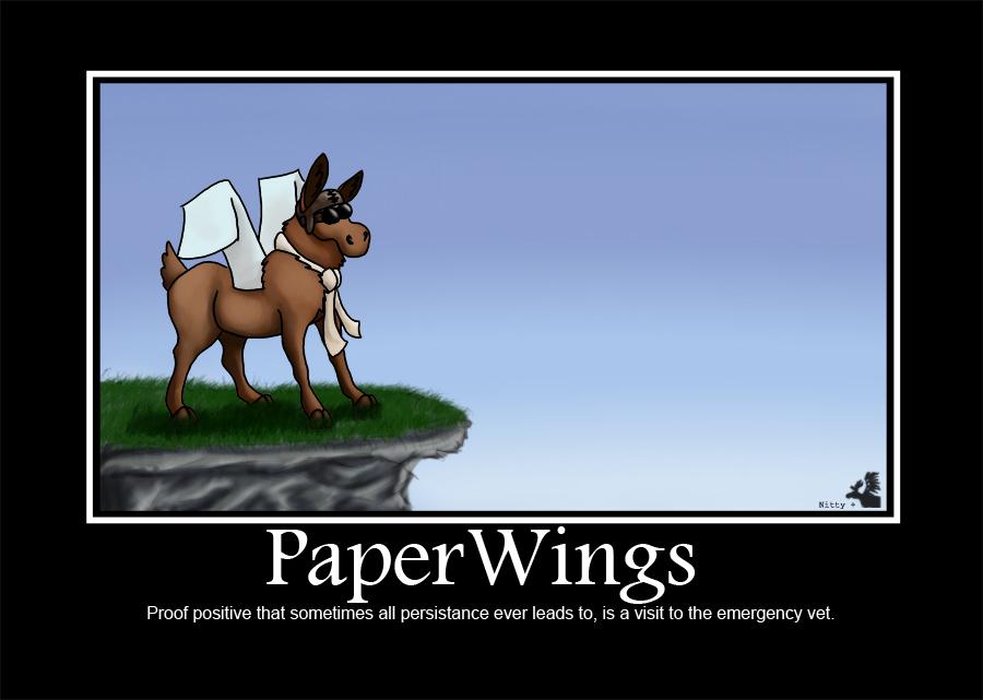 0006 - Moose by 0paperwings0