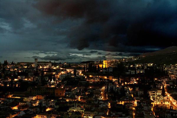 Soultan's palace Granada by FreemanCorg