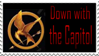Hunger Games Stamp by hobbesrox13
