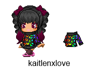 Rainbow leopard print sweater ~ by kaitlenxlove