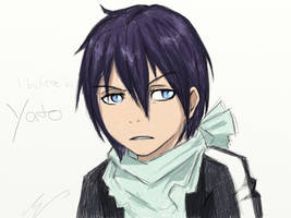 Yato because I love him by KanpekiNaSekai