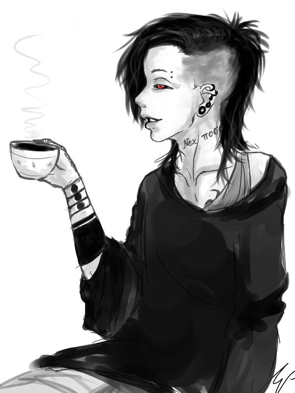 Uta doodle by KanpekiNaSekai