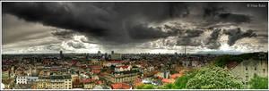 Zagreb by nrasic