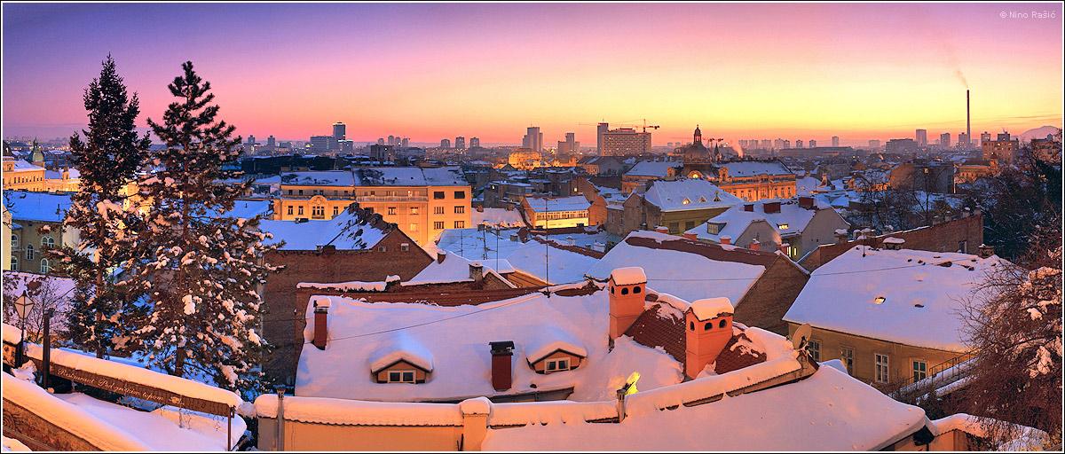 Photographs Zagreb Croatia - city.1-themes