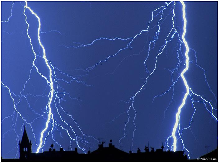Thunderstorm by nrasic