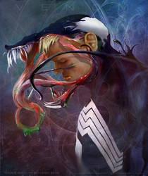 Venom: Damned Nightmare II by liquidd-1