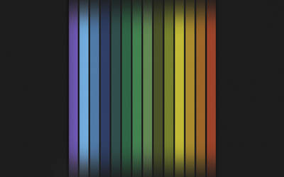 Colour Bars -Centered- by Toob-Rat