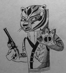 Tigress by TheTiger666