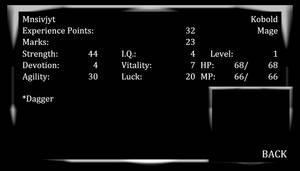 Mystical Justice SE Enemy Profile (Mnsivjyt)