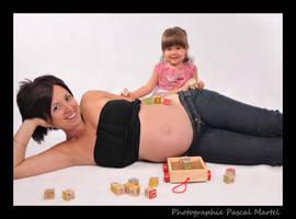 maternity Julie by PascalMartel