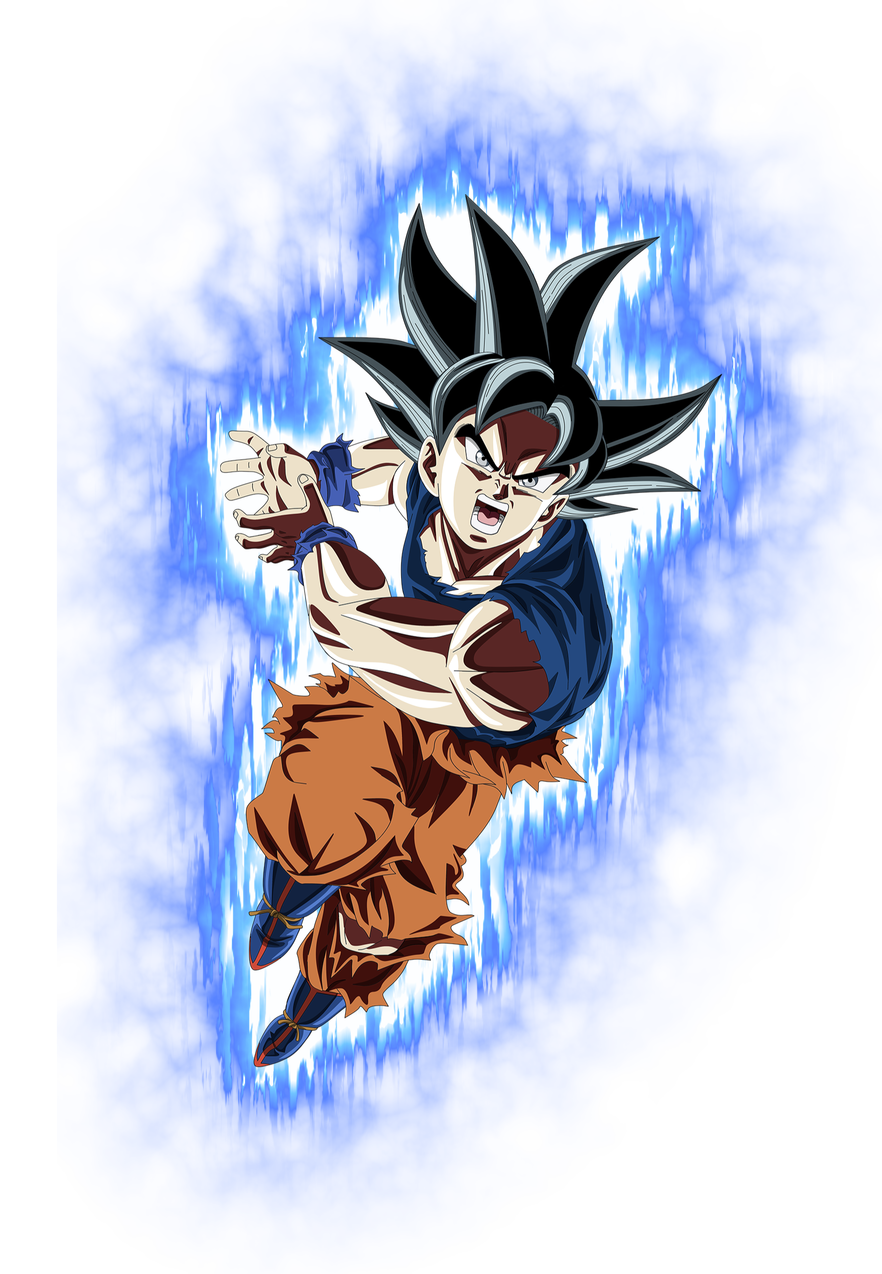 ui goku kamehameha by blackflim on deviantart ui goku kamehameha by blackflim on