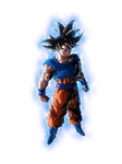 Ultra Instinct [Omen] Goku w/ Aura