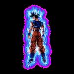 LF Ultra Instinct [Omen] Goku w/ Aura
