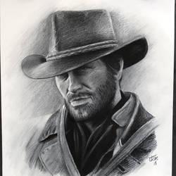 Arthur Morgan - Sketch