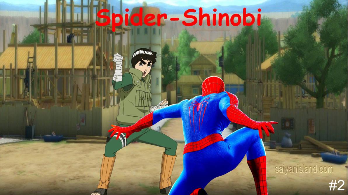 Spider-Shinobi Issue 2 by ZachinHyrule on DeviantArt