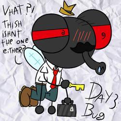 Toontober 03 - Bug
