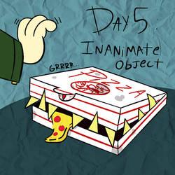 Toontober 05 - Inanimate Object