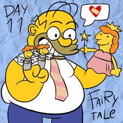 Toontober 11 - Fairy Tale