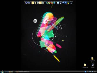 Desktop 2 by I-Iron