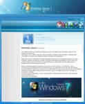 Fictive WebDesign Windows