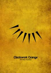 A Clockwork Orange Version 2 by robincelebi