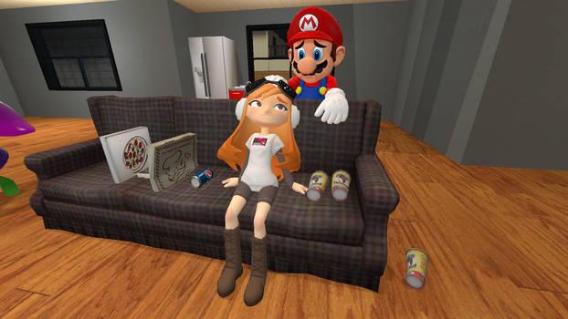 Mario VS Youtubers: Alternate Ending