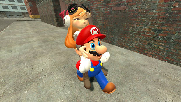 Mario and Meggy: Sightseeing