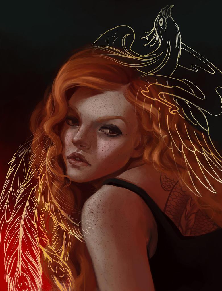 Phoenix Rising by Jessibels