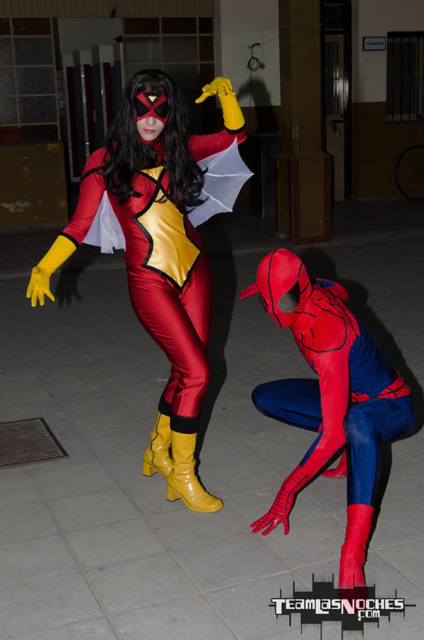 SPIDERWOMAN 03 by Prometheacosplay