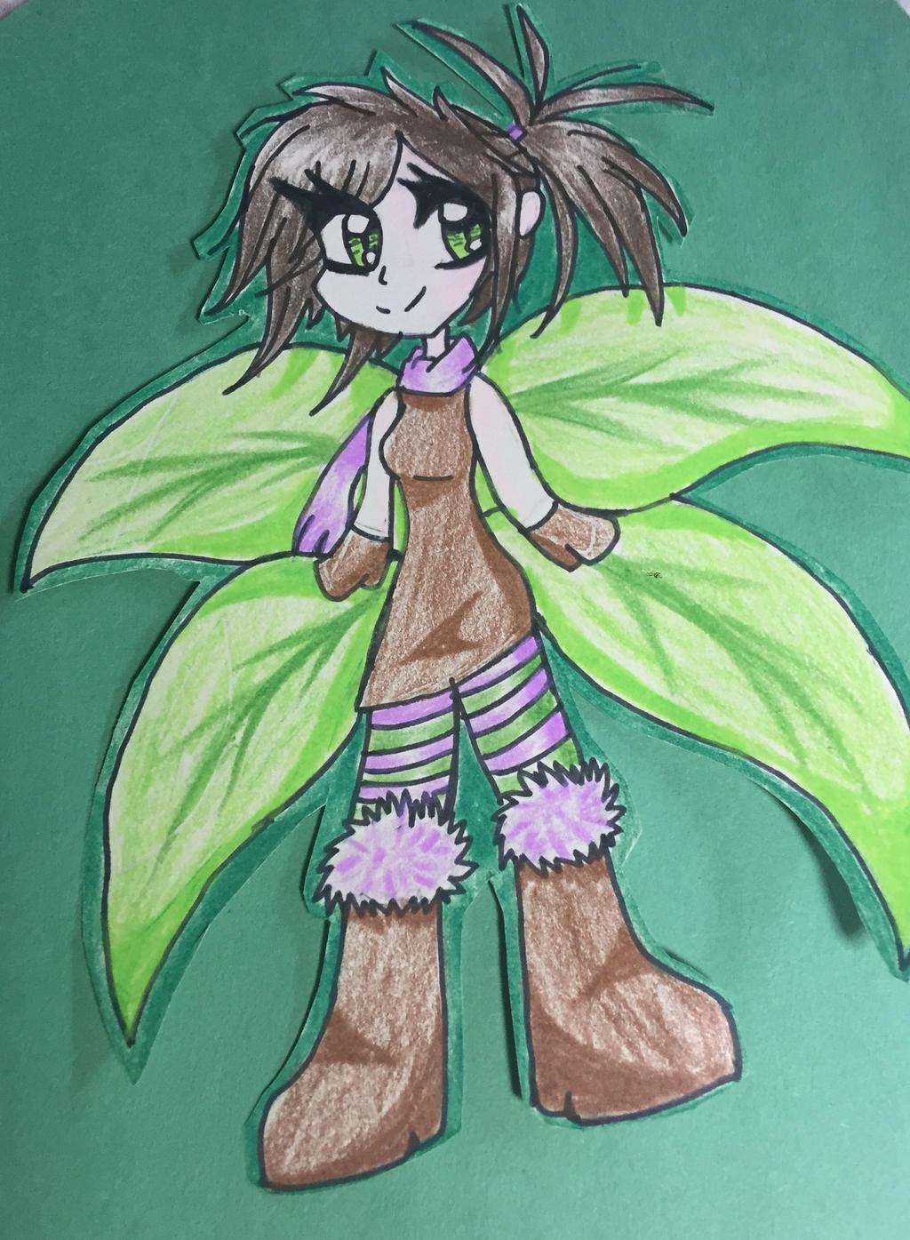 Manga fairy by GoldenFreddyFan1101