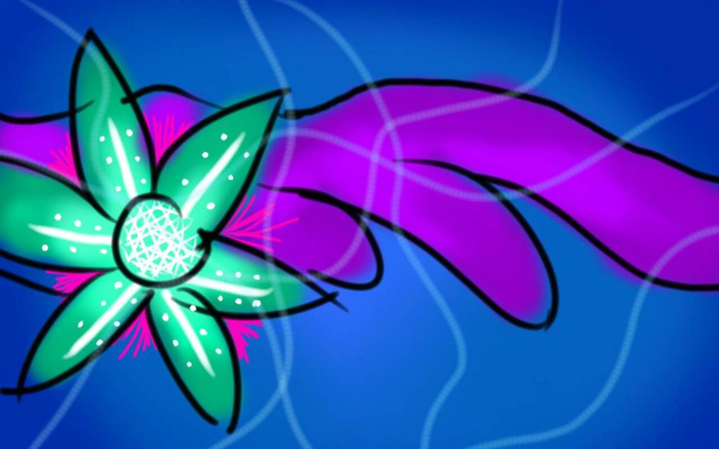 Flower Design by GoldenFreddyFan1101
