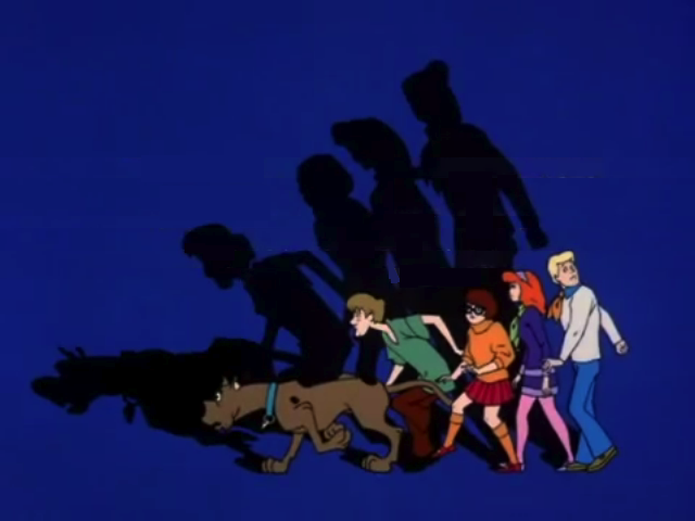 the new scoobydoo movies end credit background 2 by