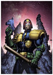 Dredd in all his glory