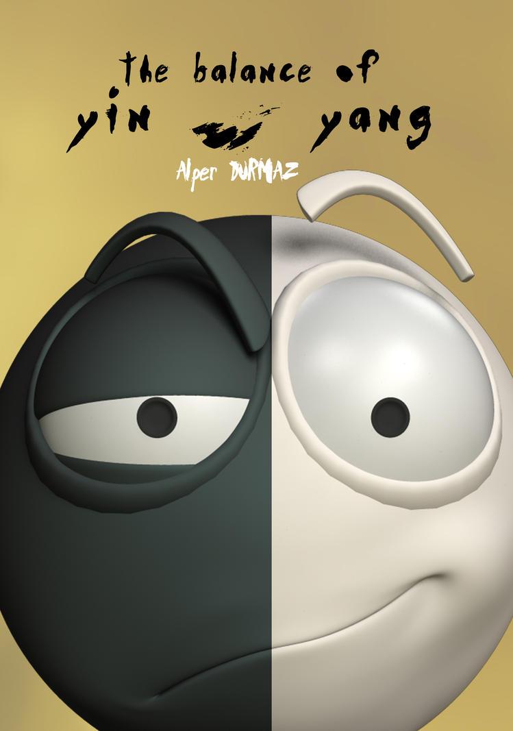 The Balance of Yin-Yang by alperdurmaz